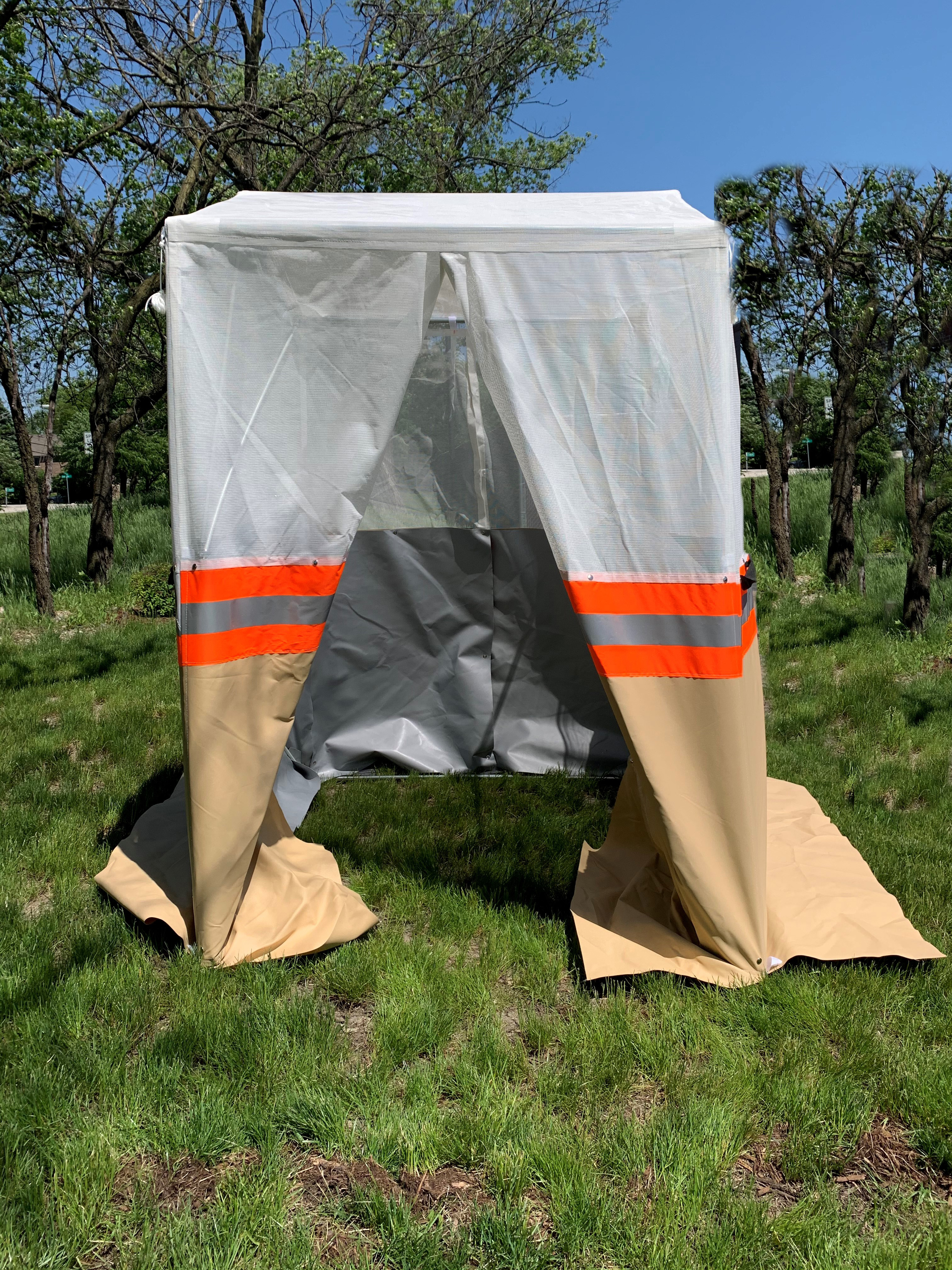 Spark Protective Tent